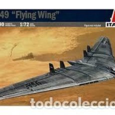 Maquetas: ITALERI - YB-49 FLYING WING 1/72 1280. Lote 153269038