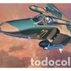 Maquetas: HASEGAWA - MIG 27 FLOGGER D 1/72 C10 00340. Lote 153323002