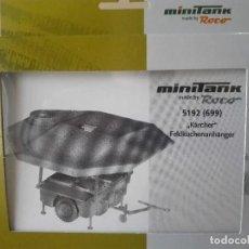 Maquetas: KIT REMOLQUE COCINA ,MINITANKS ROCO REF.5192(699). Lote 154398570