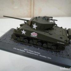 Maquetas: M4A3 SHERMAN (76 MM) VVSS. COLECCIÓN DE CARROS DE COMBATE 1/43 DE ALTAYA.. Lote 153703902