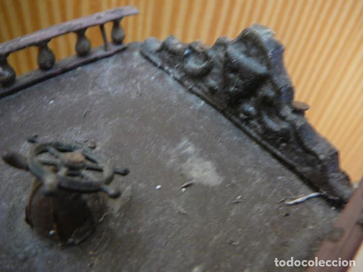 Maquetas: Maqueta Fragata Española 1780. Madera y plástico. Para restaurar. - Foto 45 - 153827174