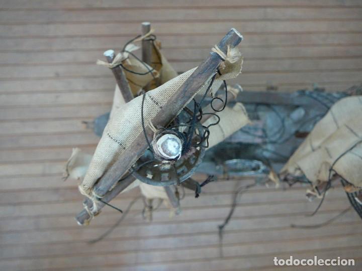 Maquetas: Maqueta Fragata Española 1780. Madera y plástico. Para restaurar. - Foto 57 - 153827174