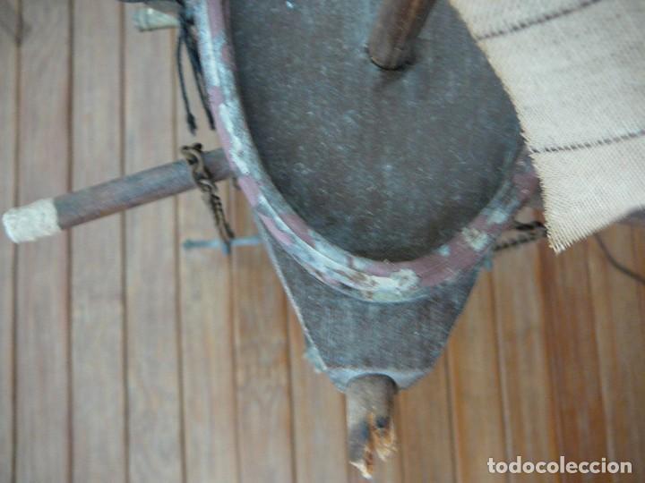 Maquetas: Maqueta Fragata Española 1780. Madera y plástico. Para restaurar. - Foto 63 - 153827174