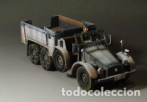 Maquetas: Krupp Protze Kfz. 70 1:72 CAESAR MINIATURES 7207 maqueta camión carro - Foto 4 - 153897390