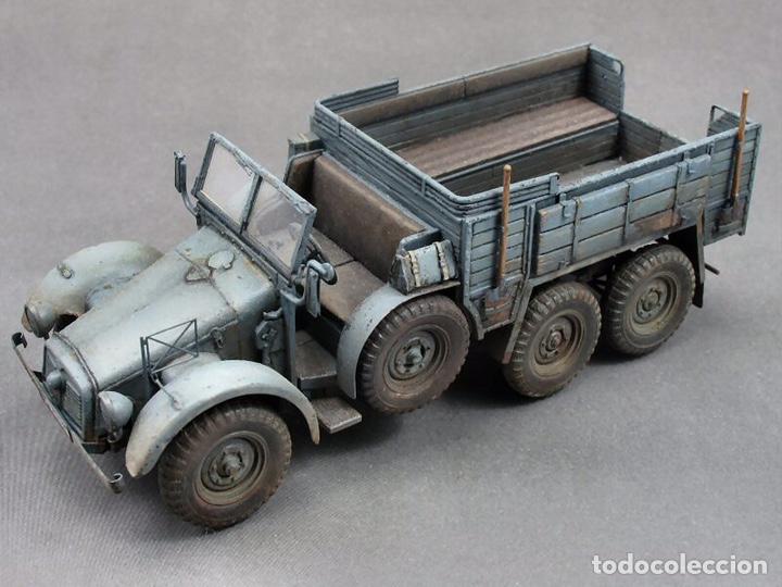 Maquetas: Krupp Protze Kfz. 70 1:72 CAESAR MINIATURES 7207 maqueta camión carro - Foto 5 - 153897390
