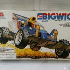 Maquetas: THE BIGWIG JUNIOR. GLACIER 1 / 32 KIT. REF 3205.INCLUYE MOTOR.COMPLETO.1/32 RACING MINI 4WD SERIES. Lote 154381466