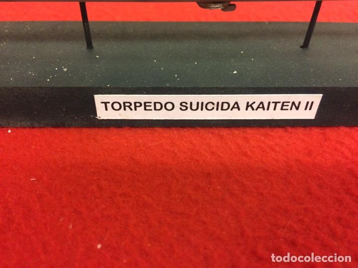 Maquetas: Torpedo suicida Kaiten II - Foto 2 - 154605640