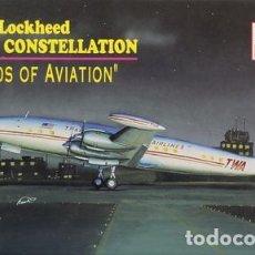 Maquetas: LOCKHEED SUPER-G CONSTELLATION ESCALA 1/144. Lote 154658626
