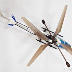 Maquetas: GRAN HELICOPTERO RADIO CONTROL PARA PIEZA/REPARACION.. Lote 155234934