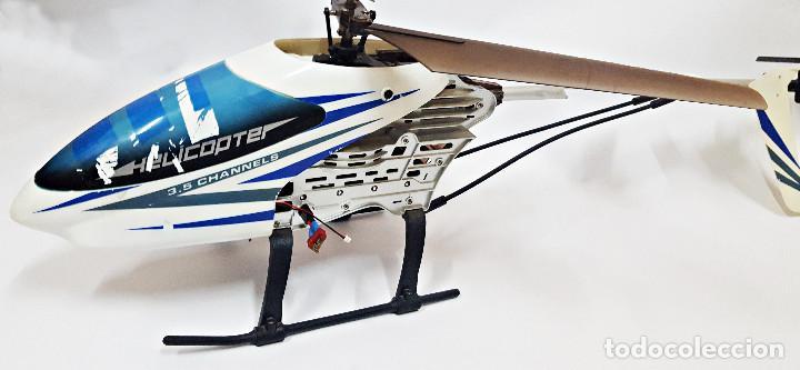 Maquetas: Gran Helicoptero radio control para pieza/reparacion. - Foto 2 - 155234934