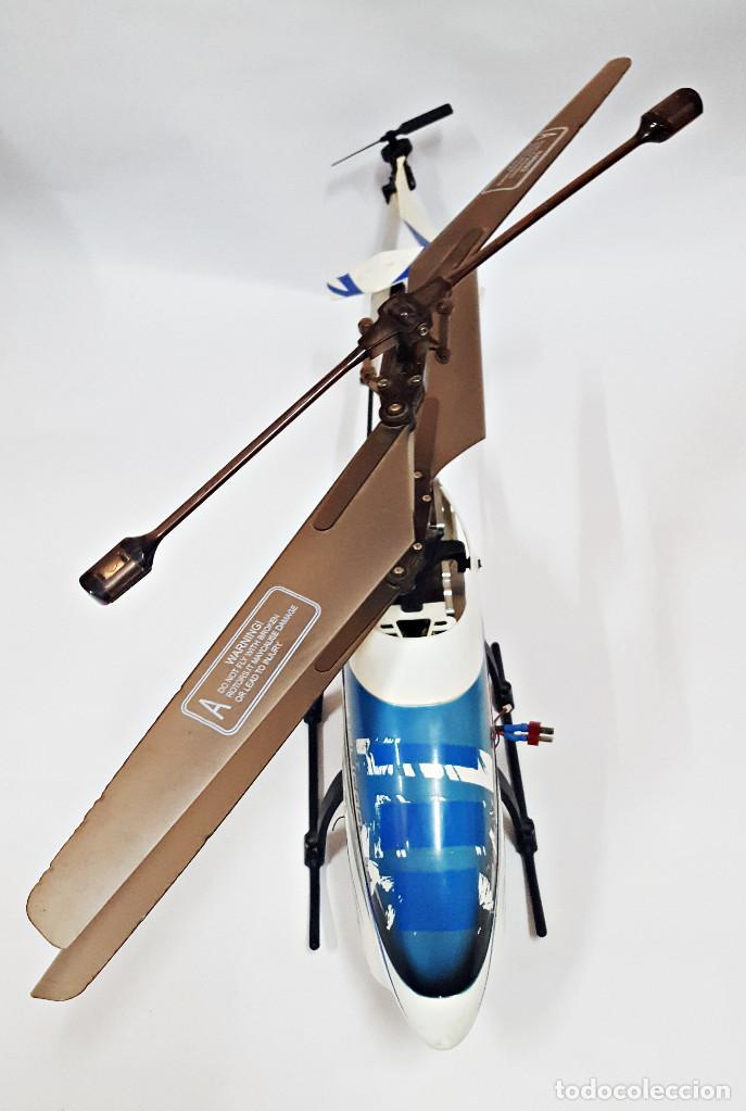 Maquetas: Gran Helicoptero radio control para pieza/reparacion. - Foto 3 - 155234934