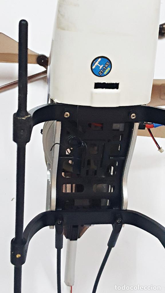 Maquetas: Gran Helicoptero radio control para pieza/reparacion. - Foto 4 - 155234934