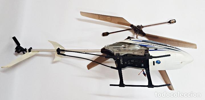 Maquetas: Gran Helicoptero radio control para pieza/reparacion. - Foto 9 - 155234934