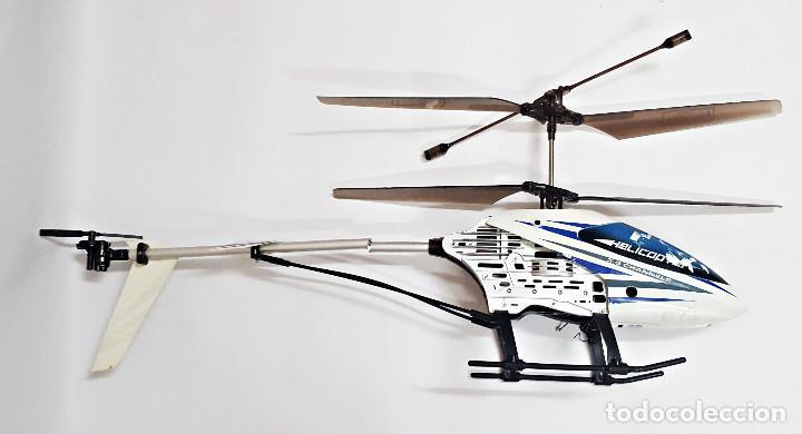Maquetas: Gran Helicoptero radio control para pieza/reparacion. - Foto 10 - 155234934