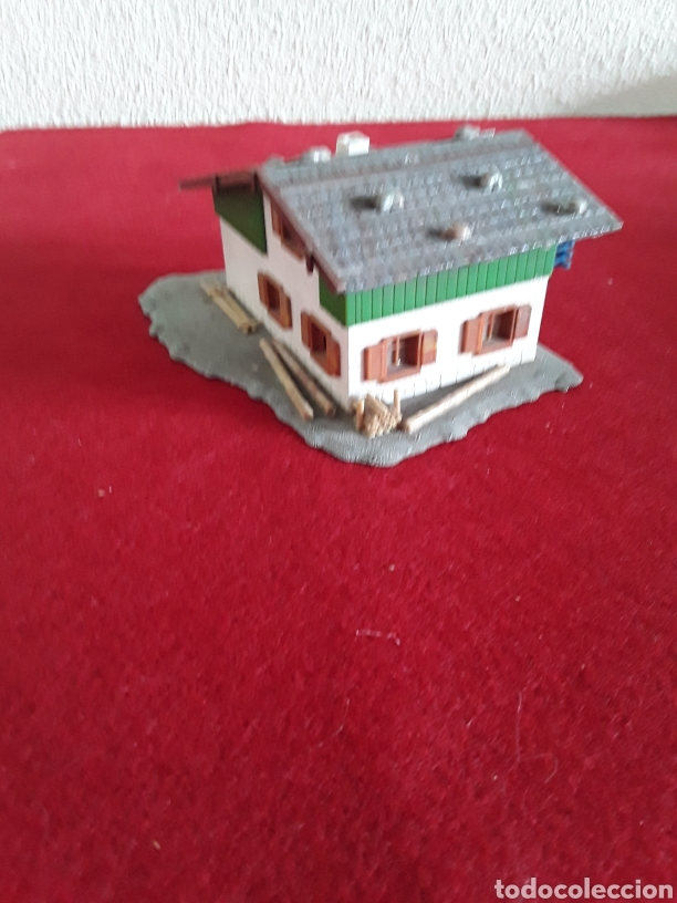 Maquetas: Casa para maqueta de tren marca faller made in Germany - Foto 2 - 155792236