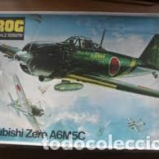 Maquetas: FROG - MITSUBISHI ZERO A6M5C 1/32 F287 . Lote 156416430