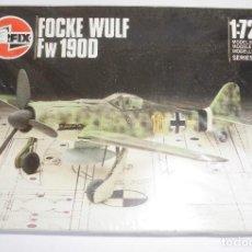 Maquetas: FOCKE WULF FW-190 D-9. AIRFIX ESCALA 1/72. MODELO NUEVO. Lote 156495754