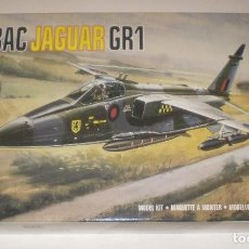 Maquetas: SEPECAT JAGUAR GR.1. AIRFIX ESCALA 1/72. MODELO NUEVO. Lote 156496482