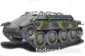 Maquetas: Bergerpanzer 38(t) HETZER 1:72 UM 357 maqueta carro recuperación diorama - Foto 9 - 156522252