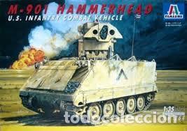 ITALERI - M 901 HAMMERHEAD 1/35 264 + EXTRAS (Juguetes - Modelismo y Radiocontrol - Maquetas - Militar)