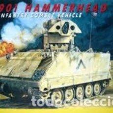 Maquetas: ITALERI - M 901 HAMMERHEAD 1/35 264 + EXTRAS. Lote 156555434