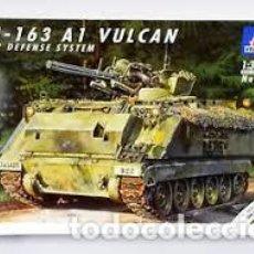 Maquetas: ITALERI - M 163 A1 VULCAN 1/35 269 + EXTRAS . Lote 156555786