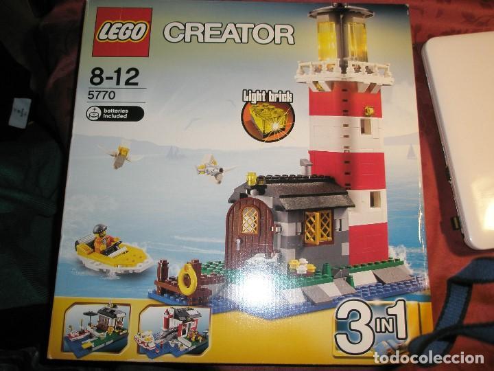 LEGO REF.5970 FARO NUEVO A ESTRENAR CON PRECINTOS DESCATALOGADO (Juguetes - Modelismo y Radiocontrol - Maquetas - Construcciones)