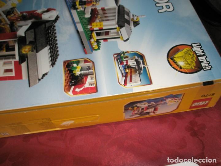 Maquetas: LEGO REF.5970 FARO NUEVO A ESTRENAR CON PRECINTOS DESCATALOGADO - Foto 3 - 156698730