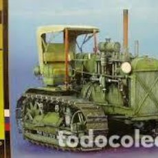 Maquetas: PLUSMODEL - STALINETS S-60 1/35 063. Lote 156778214