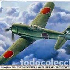 Maquetas: HASEGAWA - NAKAJIMA KI-84 TYPE 4 FIGHTER HAYATE FRNK PROTOTYPE 1/32 08154 . Lote 156779142