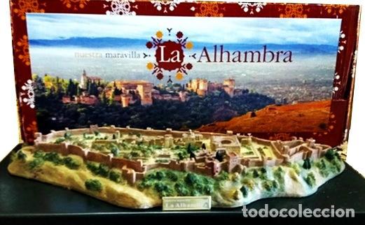 MAQUETA LA ALHAMBRA DE GRANADA (Juguetes - Modelismo y Radiocontrol - Maquetas - Otras Maquetas)
