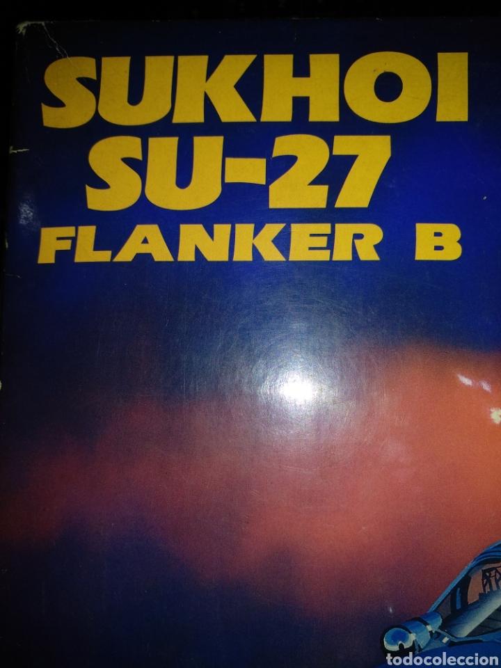 Maquetas: SUKHOI SU-27 FLANKER B. ESCALA 1/48TH. DE ACADEMY HOBBY MODEL KITS. - Foto 2 - 156917790