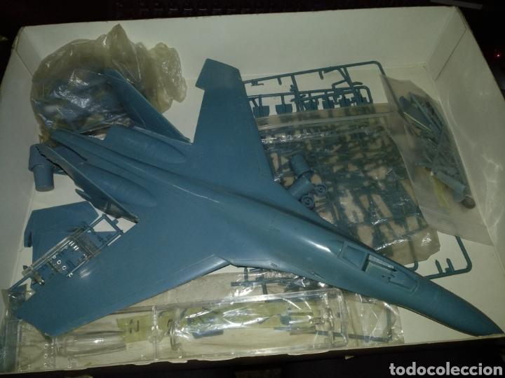 Maquetas: SUKHOI SU-27 FLANKER B. ESCALA 1/48TH. DE ACADEMY HOBBY MODEL KITS. - Foto 8 - 156917790
