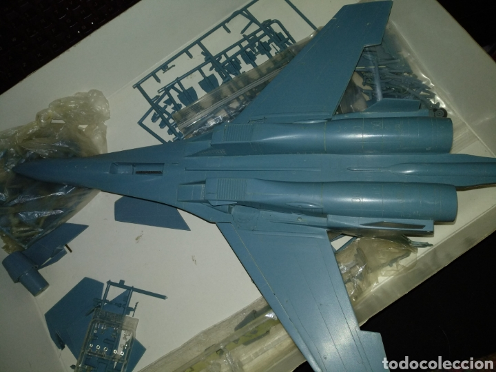 Maquetas: SUKHOI SU-27 FLANKER B. ESCALA 1/48TH. DE ACADEMY HOBBY MODEL KITS. - Foto 9 - 156917790