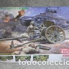 Maquetas: FINEMOLDS - IMPERIAL JAPANESE ARMY 37MM ANTITANK GUN TYPE 94 1/35 FM-3 . Lote 156922274