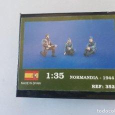 Maquetas: NIMIX 1/35 NORMANDIA 1944. Lote 156953350