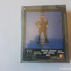 Maquetas: VERLINDEN PRODUCTIONS 1/35 IMPERIAL JAPANESE ARMY OFFICER WWII. Lote 156954098