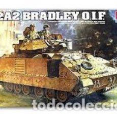 Maquetas: ACADEMY - M2A2 BRADLEY O.I.F 1/35 13205. Lote 156959474