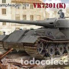 Maquetas: AMUSING HOBBY - PANZERKAMPWAGEN VII VK7201 1/35 35A007. Lote 156960194