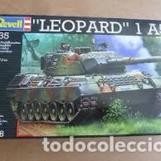 Maquetas: REVELL - LEOPARD 1 A5 1/35 03028. Lote 156960498