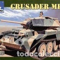 Maquetas: ITALERI - CRUSADER MK.I 1/35 6432. Lote 156963626