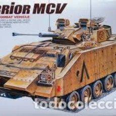 Maquetas: ACADEMY - WARRIOR MCV 1/35 1365. Lote 157246850
