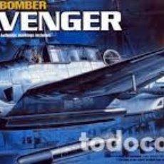 Maquetas: ACADEMY - TBF-1 AVENGER 1/72 1651. Lote 157306814
