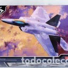 Maquetas: ACADEMY - F-22A 1/72 12423. Lote 157307258