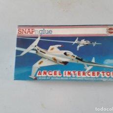 Maquetas: ANGEL INTERCEPTOR AIRFIX. Lote 158299482