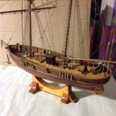 Maquetas - Maqueta de barco hecha a mano - 158597921