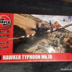 Maquetas: HAWKER TYPHOON MK.IB 1:24 AIRFIX A19002 MAQUETA AVION. Lote 158792373