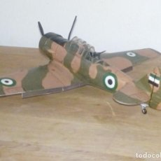 Maquetas: AT 6 TEXAN, 1/48 HELLER. Lote 159191582