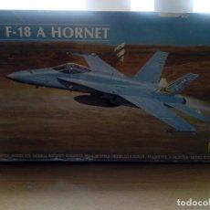 Maquetas: F 18 HORNETS, 1/72 HELLER. Lote 159267214