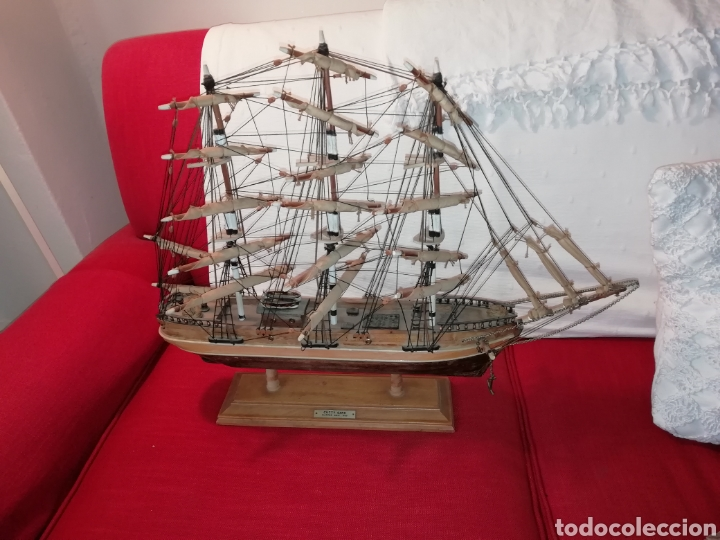 BARCO CUTTY SARK CLIPPER SHIP 1869. (Juguetes - Modelismo y Radiocontrol - Maquetas - Barcos)